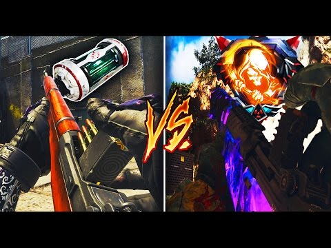 """AW M1 Garand """"DNA Bomb"""" Vs. BO3 MX Garand """"Nuclear""""! Which CoD Remade This Iconic Weapon Best?!"""