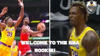 """NBA """"Welcoming The Rookie"""" Moments"""