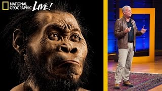 Discovering Homo Naledi: Journey to Find a Human Ancestor, Part 3 | Nat Geo Live thumbnail