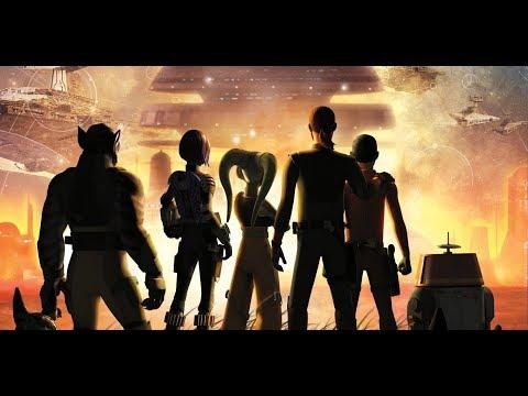 Star Wars Rebels Remembered Panel FULL - Star Wars Celebration 2019 Chicago