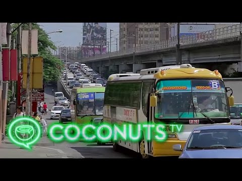 Manila's Traffic Nightmare: The Cost of Gridlock | Coconuts TV