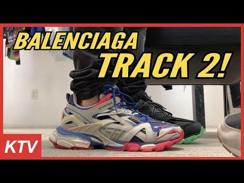 Balenciaga Shoes Track Runner Led Poshmark