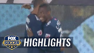 New England Revolution vs. Toronto FC | MLS Highlights | FOX SOCCER