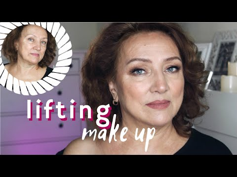 Anti-age Make Up  |  лифтинг макияж