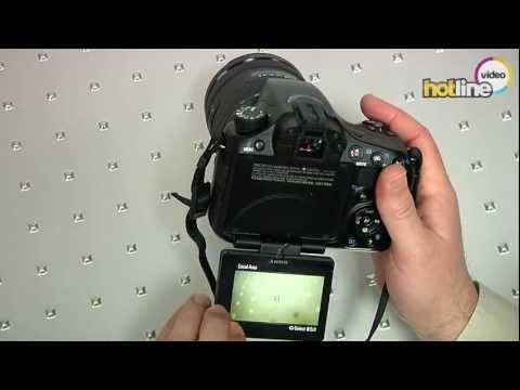 Обзор Sony A65