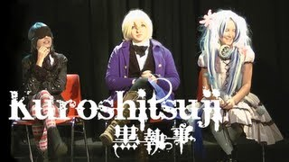 Wahre liebe macht blind - Kuroshitsuji Cosplay Act @ Animexx Wien