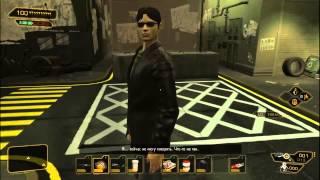 Deus Ex Human Revolution  Directors Cut часть 24 V1 попытался спасти Малик