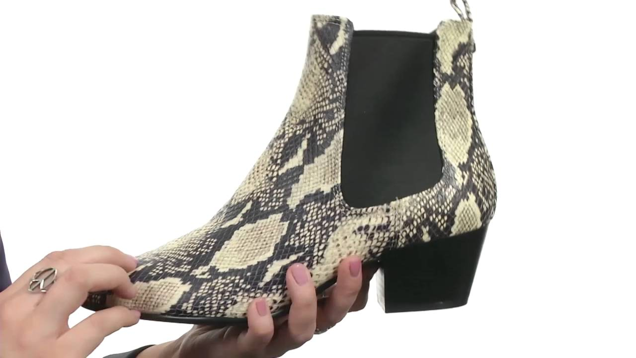 acf60ab87d108 Sam Edelman Reesa SKU 8788418 - YouTube