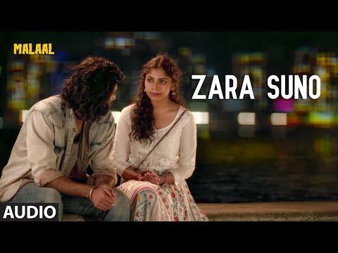 Full Audio: Zara Suno | Malaal | Sharmin Segal | Meezaan | Rutvik Talashilkar, Aanandi Joshi