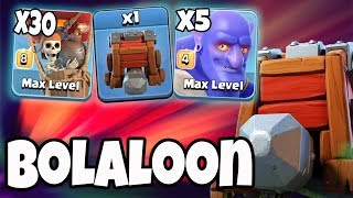 LavaLoon With Bowler Siege Machine::TH12 & TH11 War 3 STAR Attack (Updated) Clash Of Clans