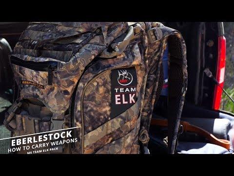 Gear 101 - Eberlestock Weapons Carry