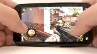 Motorola Defy - Modern Combat: Sandstorm [Games]