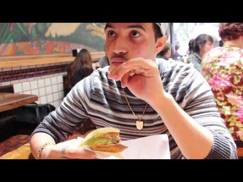 HIDDEN FOODS: San Francisco Mission Tacos