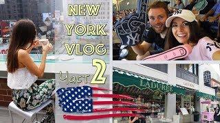 NEW YORK Влог 2  ♡ Шопинг ♡ Yankees Мач ♡ Clubbing