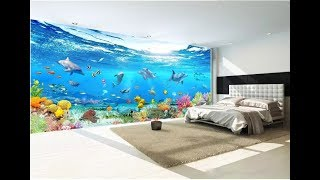 3d Wallpaper For Wall Latest (as Royal Decor)