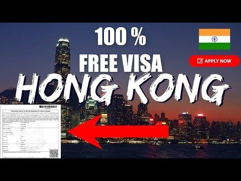 hong-kong-free-visa-online-apply-2020---get-pre-arrival-registration-within-2-mints