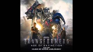 The Legend Exists (Transformers: Age of Extinction Score)