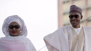 Nigerian president's family feud overshadows Germany visit