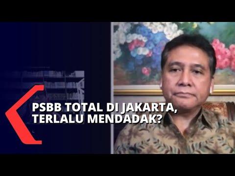 Tanggapi Pemberlakuan kembali PSBB Jakarta, APINDO: Pengumumannya Terlalu Mendadak!