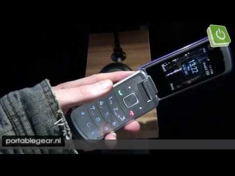 Motorola GLEAM hands-on