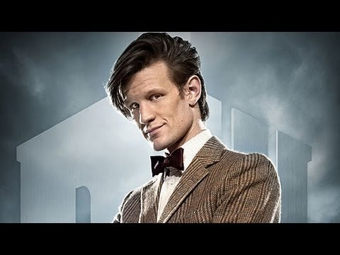 Doctor Who 11th Doctor Matt Smith Theme Song I am the Doctor