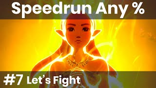 LET'S FIGHT - SPEEDRUN ANY % (Zelda: Breath of the Wild) Tutoriel #7