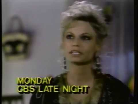 CBS Late Night Commercials -