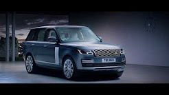 New Range Rover - Integrated Technology