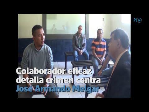 Colaborador eficaz detalla crimen contra José Armando Melgar Moreno | Prensa Libre