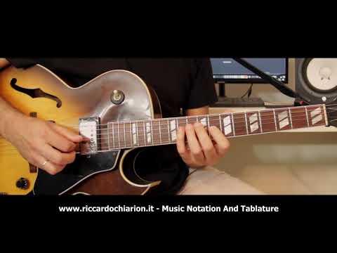 Jazz Guitar Lick #10