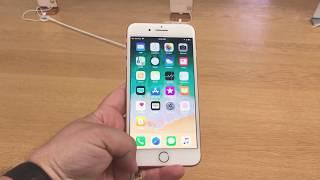 iPhone 8 Plus 256GB Gold Dual Camera iOS Smartphone Quick Overview 10-9-17