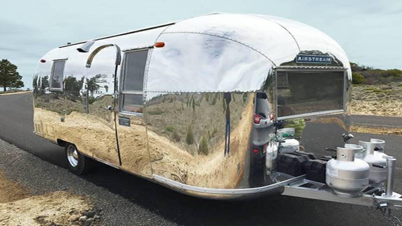 1965 Airstream Globetrotter 20 Travel