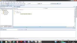 Урок 1 - Первая программа на языке Си