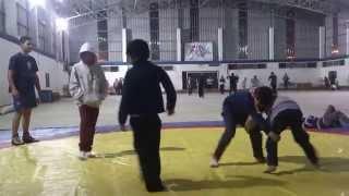 Lucha libre Polideportivo Nro. 6 Eva Perón -  VIII