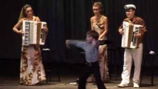 """Ансамбль Дилижанс аккордеон """"Ах, Одесса"""" 2010"""