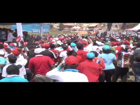 RPF Presidential Campaign   Burera, 31 July 2017