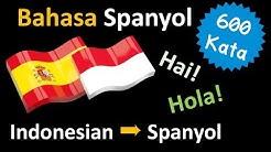 Belajar Bahasa Spanyol   Kosa kata Frase dan tatabahasa   Bahasa Indonesia