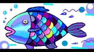 Анимация рыбы(Покупная) HD