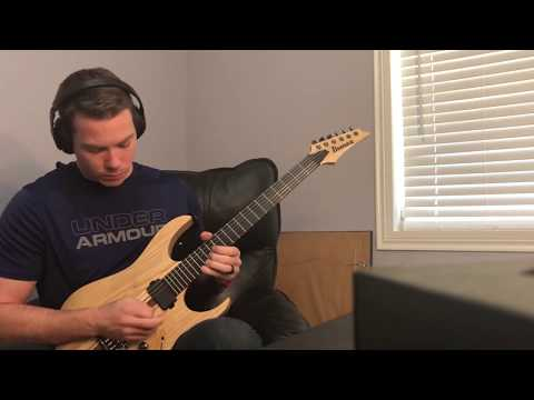 August Burns Red Dangerous Guitar Cover