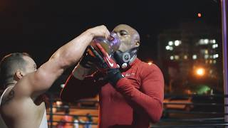 UFC 237: Exclusive Video - Night MMA Training Outdoors Anderson Sliva - Spider Kick Fitness
