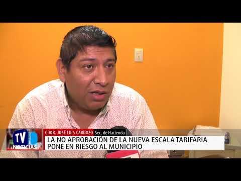 Cdor. José Luis Cardozo - Sec. de Hacienda