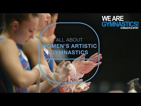 All About Women's Artistic Gymnastics - We Are Gymnastics!