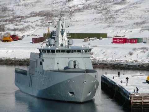Knud Rasmussen Class Danish Navy Youtube