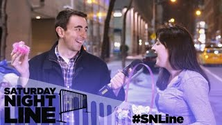 Saturday Night Line: SNL Fans Play Eggstreme Trivia