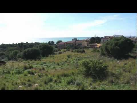 Virtual Tour of a Vacation Home For Sale, Sampieri, Ragusa, Sicily Italy