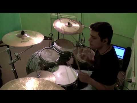 Hello - Adele (Drum Cover)   Marcelo Alfaro
