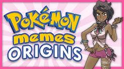 The Origin of Pokemon Memes 4