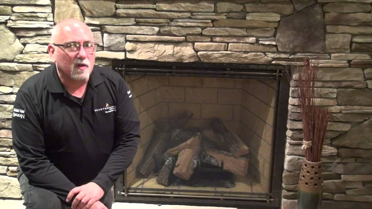 gas fireplace odor video youtube rh youtube com