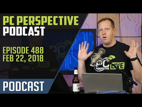 Podcast #488 - AMD Ryzen performance, Qualcomm news, and more!