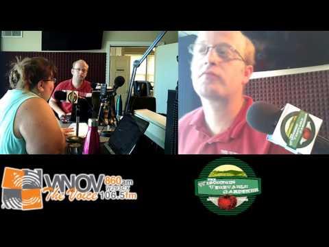 Debunking Garden Myths Farmers Markets  The Wisconsin Vegetable Gardener Radio Show #16